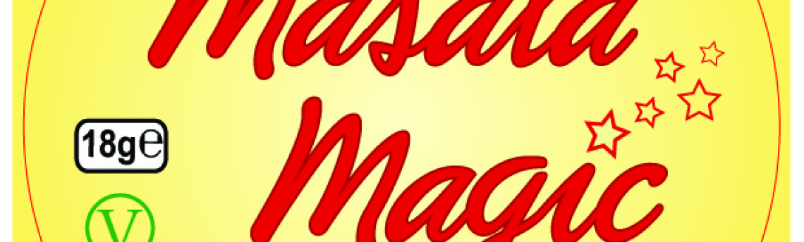 Project: Masala Magic Pt 1 – The Packaging