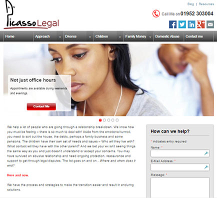 Picasso Legal - Family Law