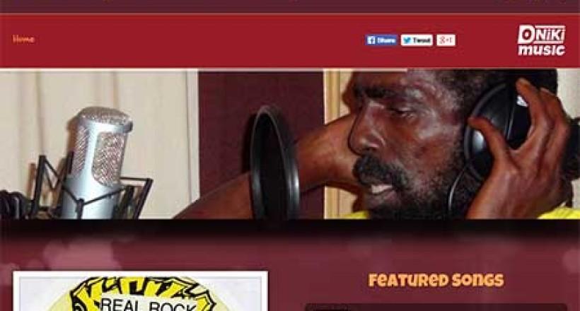 Doniki Music website