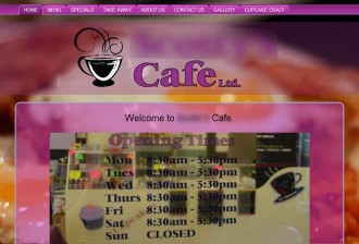 Cafe example 1