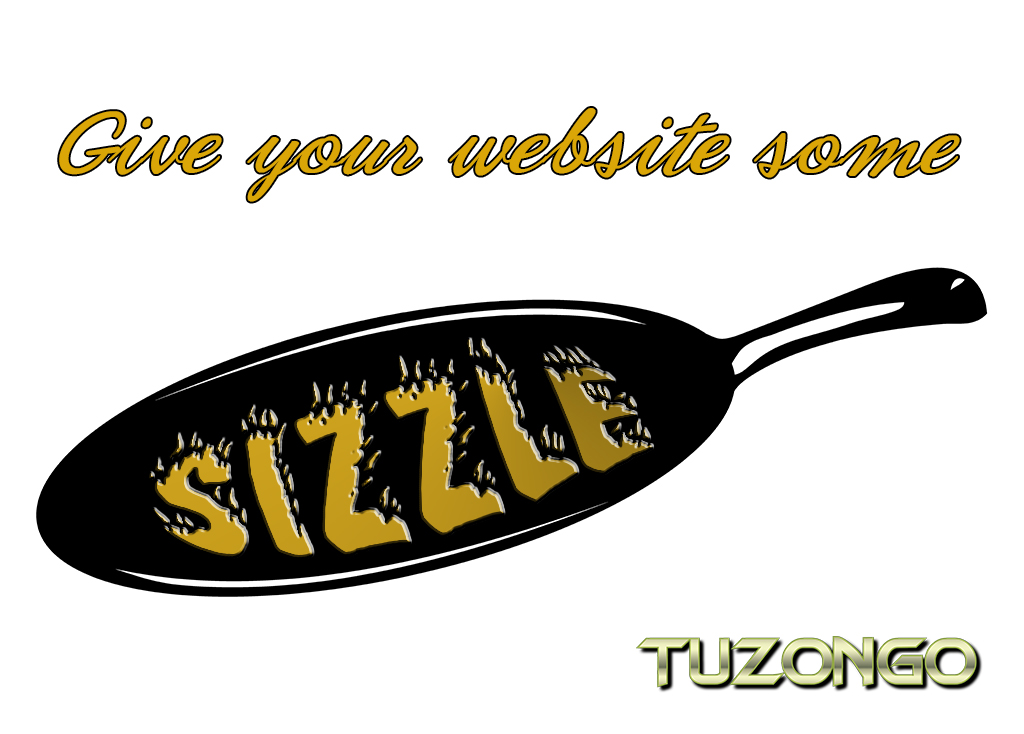 Website Sizzle
