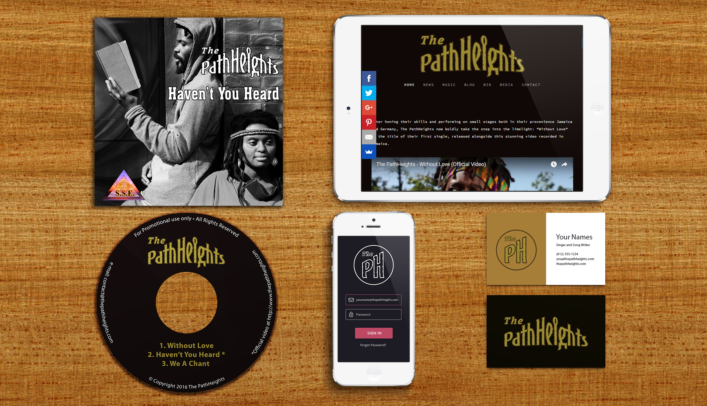 The PathHeights Brand