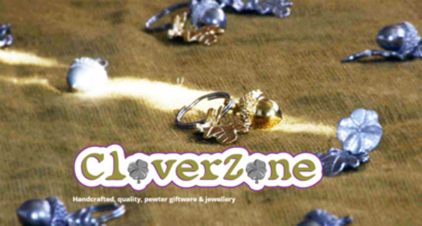CloverZone - Hand Made Pewter