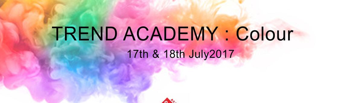 TREND ACADEMY : Colour Workshop 17 / 18 July 2017 at Parkside Building, BCU